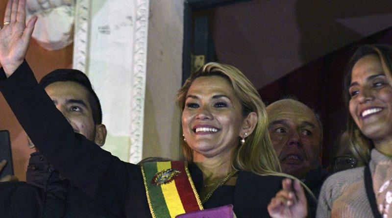 Bolivia reconoce a Guaidó como presidente de Venezuela