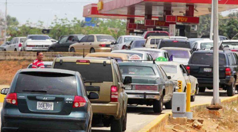 Surtirán 50 litros de gasolina por vehículo a partir de hoy en Zulia