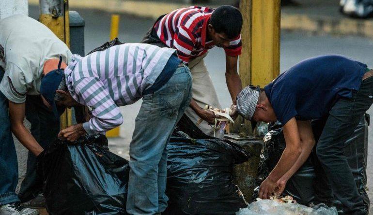Al menos 6,8 millones de personas están desnutridas en Venezuela, según la FAO