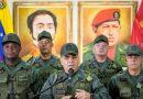 Padrino López entregó propuesta de reforma de ley de la Fuerza Armada a la fraudulenta ANC