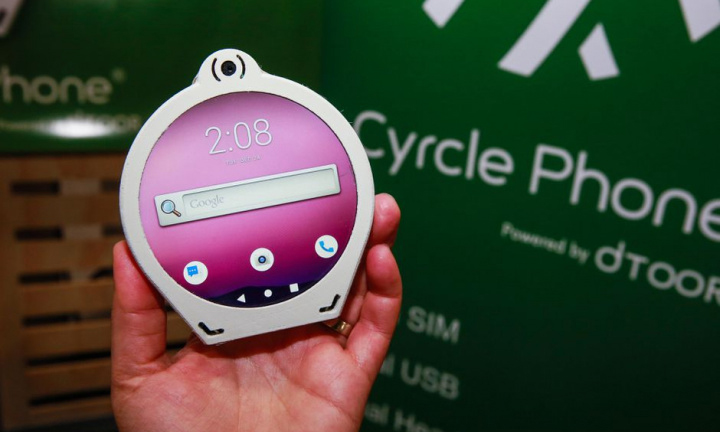 Nuevo Smartphone circular podría ser el boom del año