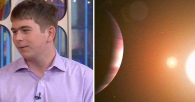 Pasante de la NASA descubre un nuevo planeta