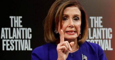 Pelosi enviará la próxima semana al Senado acusación de juicio político contra Trump