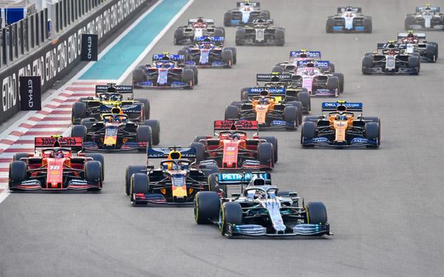 Fórmula Uno aplaza Premio de China por el COVID-19
