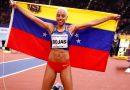 Yulimar Rojas gana en Francia con su récord sudamericano