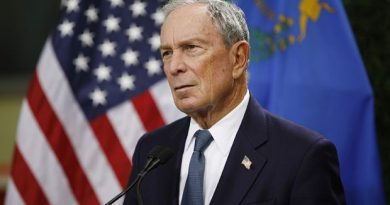 Trump se mete con la estatura de Mike Bloomberg