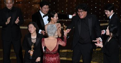 «Parásitos» hace historia al ganar el Óscar a mejor película