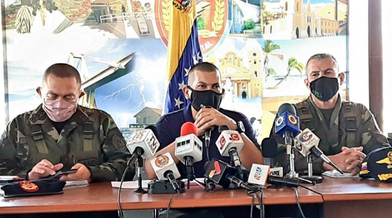 """Gobernador Omar Prieto: """"El último caso altamente sospechoso abordado en el Zulia, dio negativo en el test del PCR"""