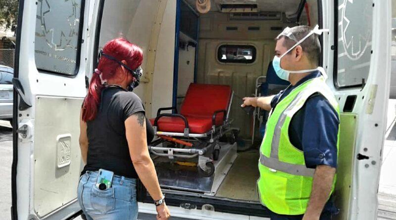 Ambulancias de la Gobernación del Zulia están activas con material médico y combustible
