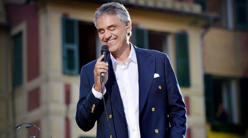 Andrea Bocelli cantará al mundo el Domingo de Pascua desde la catedral de Milán