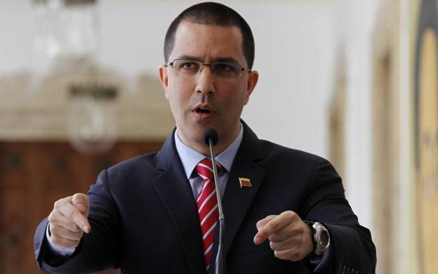 Jorge Arreaza considera ilegal venta de acciones de Citgo