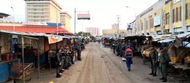Gobernador Prieto ordenó cierre «indefinido» del mercado Las Pulgas