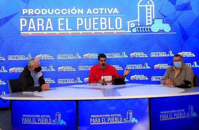 Presidente Maduro informó que evalúa nuevos montos para el cobro de la gasolina. VIDEO