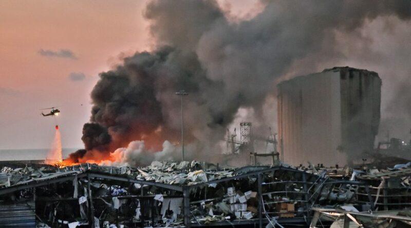 ¿Qué es el nitrato de amonio, el causante de las explosiones en Beirut?