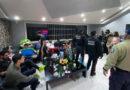 Arrestan a 22 jóvenes por realizar «coronaparty» en Chacao