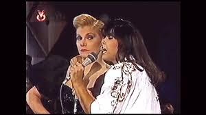 Guerra de Divas / Lila Morillo & Mirla Castellanos.. VIDEO