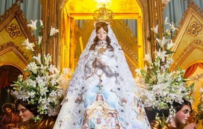 La Virgen del Valle: celebración virtual por la pandemia