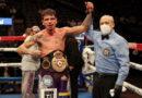 Boxeador zuliano Roger Gutiérrez gana título mundial de peso súper pluma